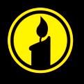 Candlight Plaza Candle Logo